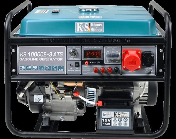 KS 10000E-3 ATS