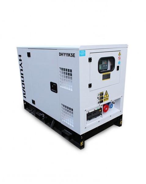 HYUNDAI Generator, DHY11KE/KSE linke Seitenansicht
