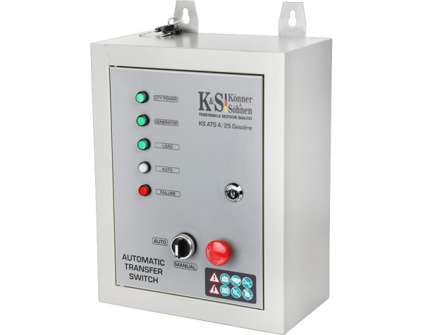 KS ATS 4/25 G