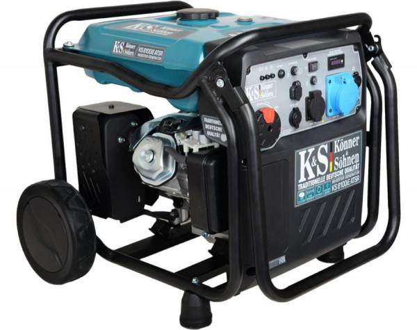 K&S KS8100iE ATSR Hauptansicht