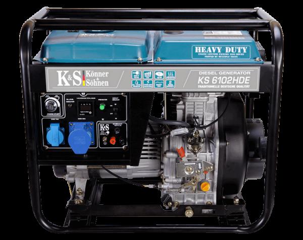 KS 6102HDE