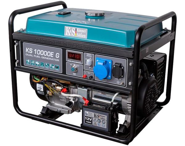 KS 10000E G Hybrid Stromerzeuger