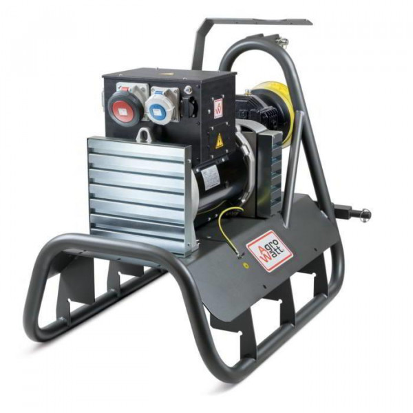 AWB Serie - Zapfwellengeneratoren für Hausbetrieb
