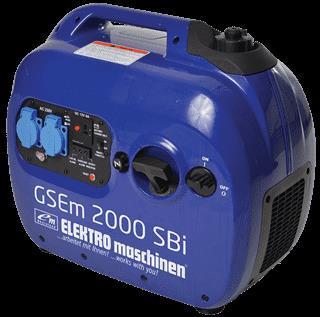 REM 2000 GSEm SBI
